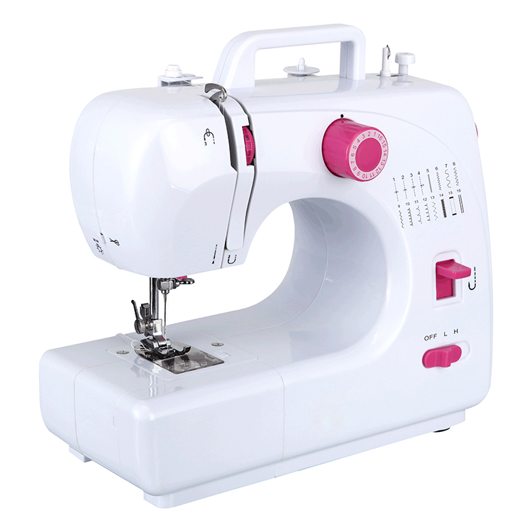 Multi-functional Overlock Embroidery household sewing machine for clothing FHSM-508