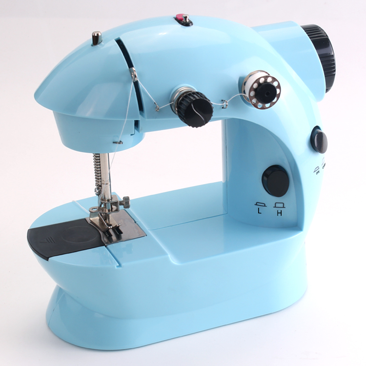 MINI Household Electric Sewing Machine FHSM-202 wh