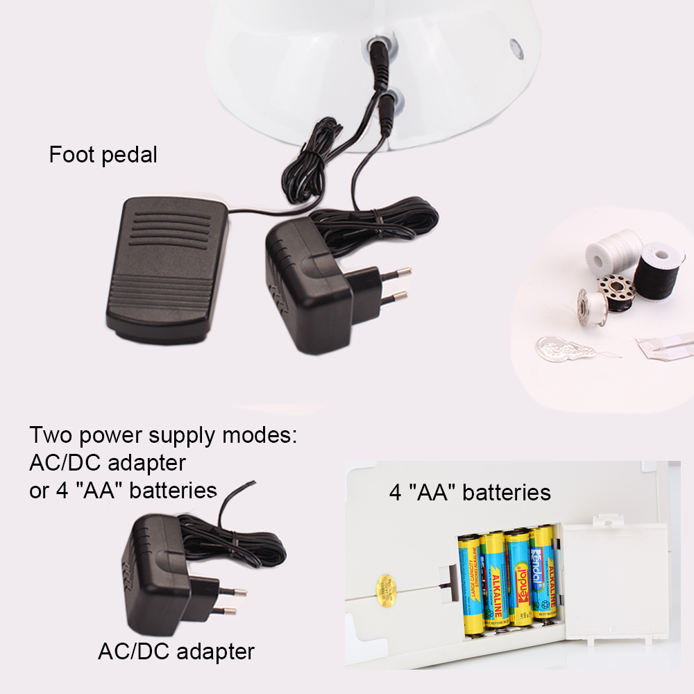 MINI Household Electric Sewing Machine for bag factory FHSM-228