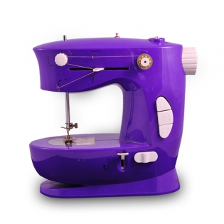 Mini Electric Household Manual Feed Mechanism Sewing Machine (FHSM-338)